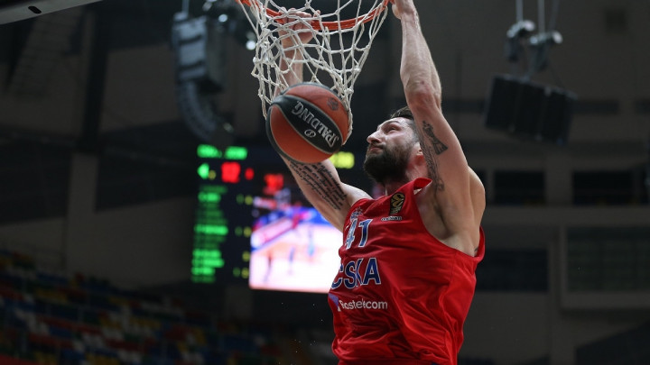 CSKA u ruskom derbiju savladao Zenit