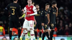 Zagrijavanje za LP u Guimaraesu: Pomjeren termin meča Vitoria - Arsenal