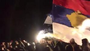 Vlada Srbije zabranila odigravanje meča protiv Kosova