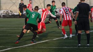 NK Zvijezda i FK Budućnost remizirali u sjajnom susretu na Tušnju
