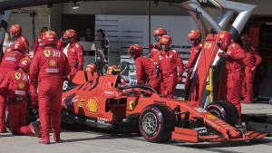 Leclerc se u Brazilu suočava s kaznom od 10 pozicija