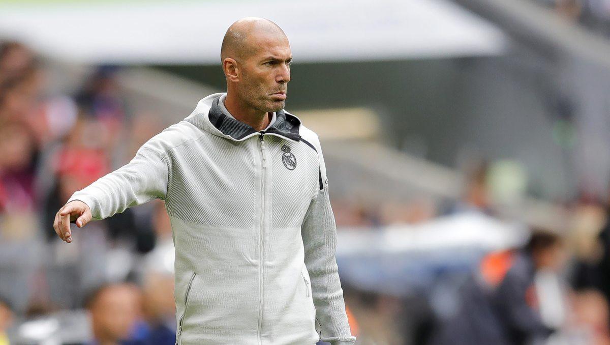 Zidane prokomentarisao glasine o mogućem transferu Keylora Navasa