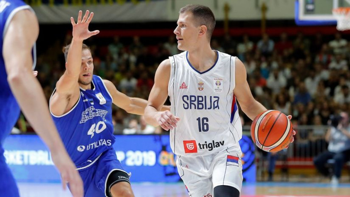 Nemanja Nedović pred potpisom za Panathinaikos