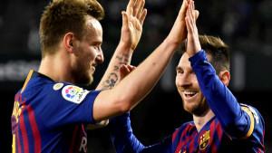 """Kako Rakitić 'provocira' Messija? """"Osvojio sam trofej kojeg ti nikad nećeš"""""""