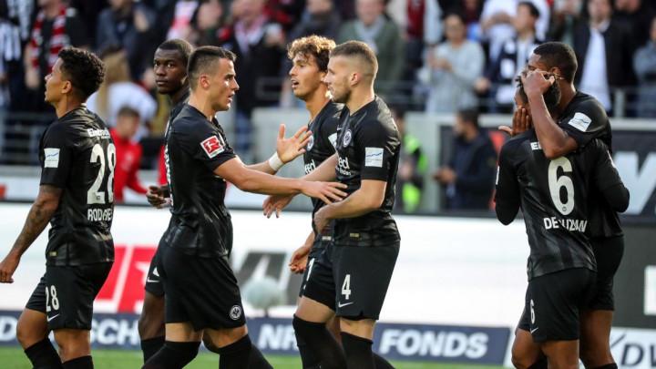 Frankfurt i Augsburg slavili uvjerljive pobjede