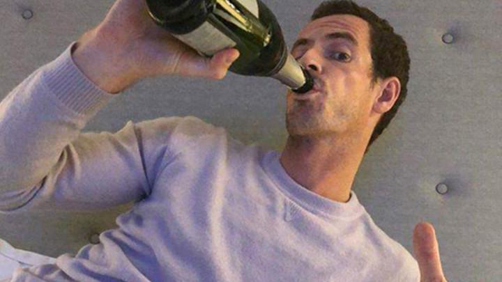 Počela je 'zagrijava': Murray već načeo prvu flašu, uz jednu psovku