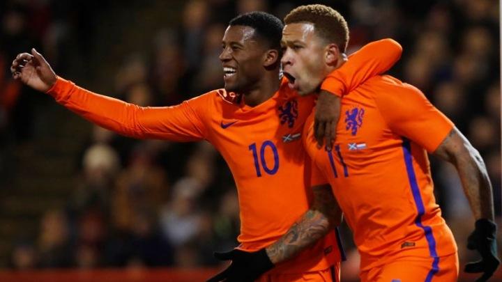 Sigurna pobjeda Holandije u Bukureštu