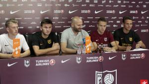 Resić, Islamović, Kurdić i Bešić budućnost su Sarajeva