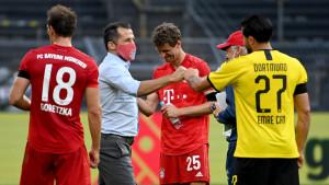 Fudbaler Borussije iskren nakon poraza od Bayerna: Budimo realni, oni će biti šampioni!