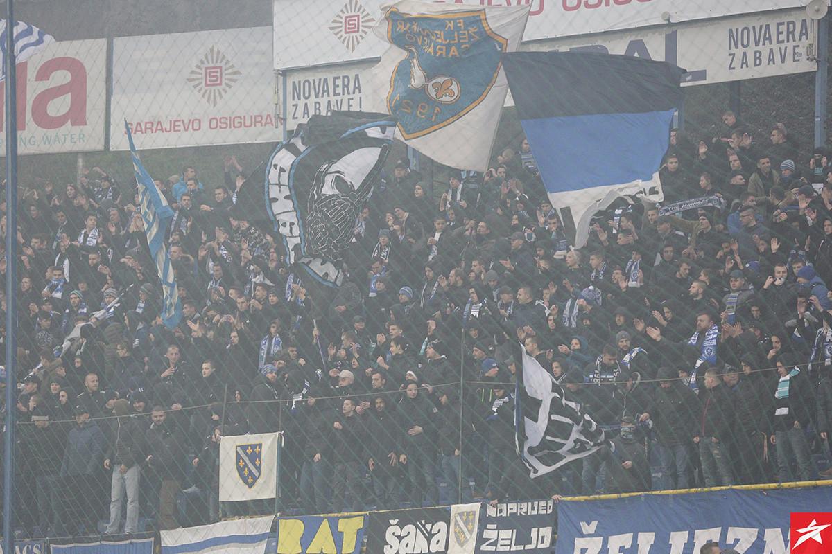 Prekinuta Skupština FK Željezničar, navijači razočarani, pozivaju na odgovornost