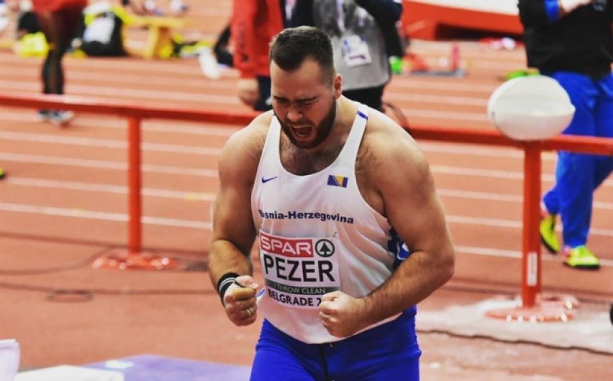 Pezer slavio u Švedskoj i izborio normu za Olimpijske igre