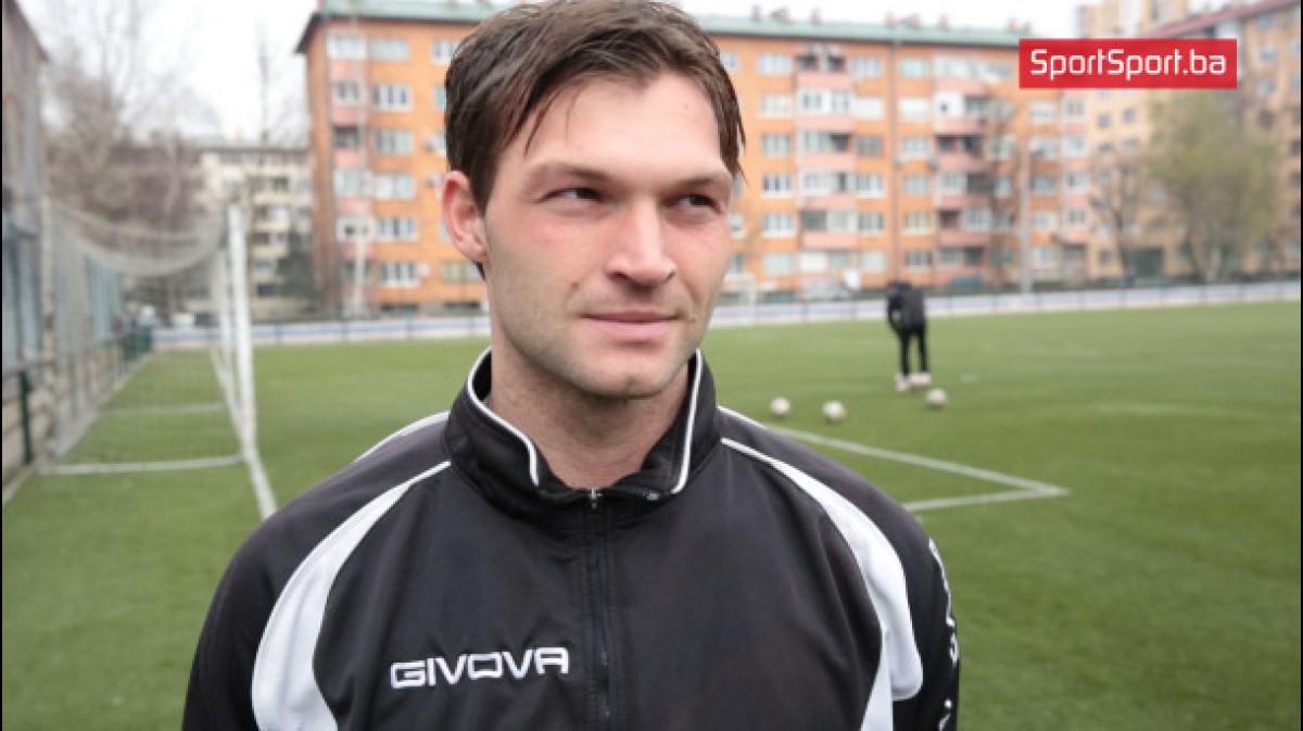 Dino Hamzić napustio FK Olimpik