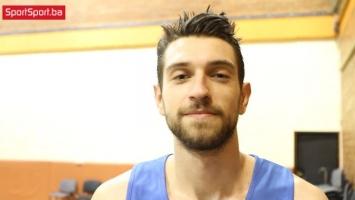 Hasanbašić: Nadam se podršci navijača