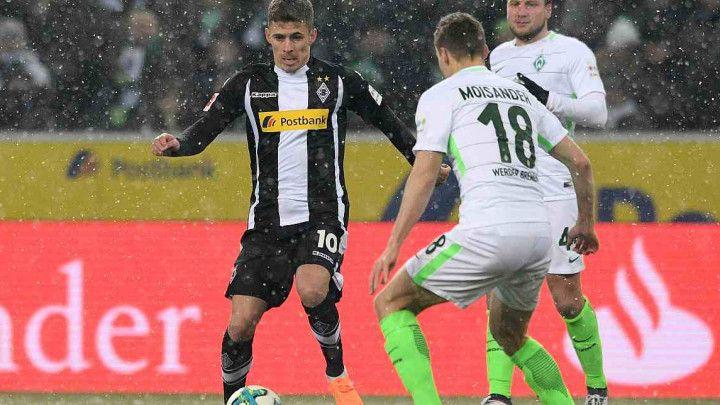 Borussia M'Gladbach i Werder podijelili bodove