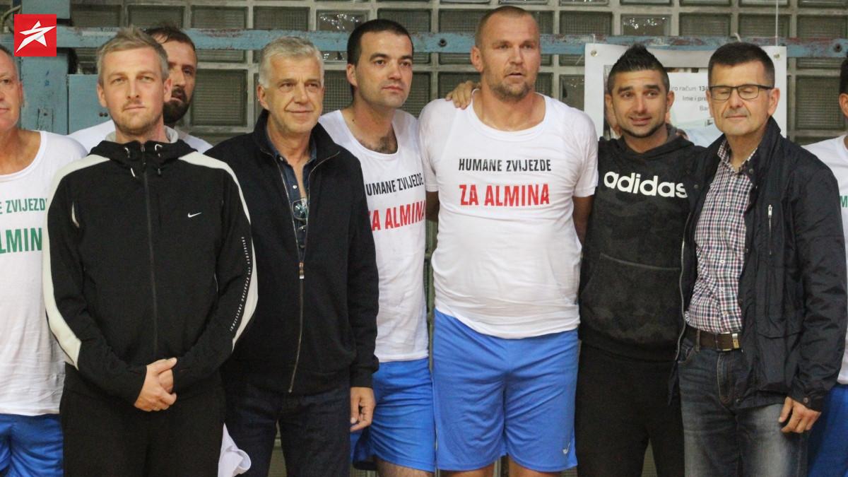 Elvedin Begić i Robert Prosinečki pokazali veliko srce