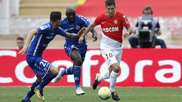 Jovetić neobično proslavio prvijenac za Monaco