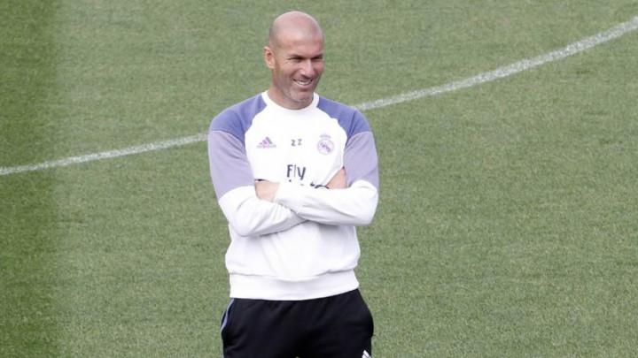 Zidane smiruje navijače: To je nogomet...