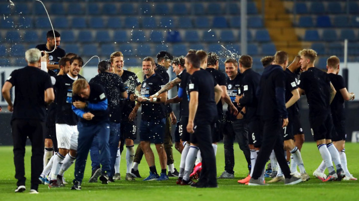 Arminia slavi, Dynamo Dresdenu ostale samo teoretske šanse za opstanak