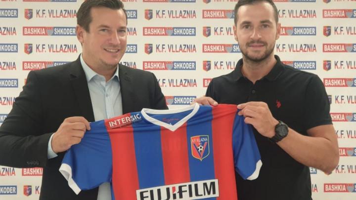 Haris Dilaver novi igrač albanske Vllaznie