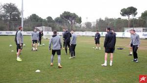 FK Sarajevo dogovorilo još jedan susret u Antaliji, protivnik Wit Georgia