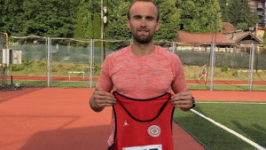 Amel Tuka oborio državni rekord u trci na 400 metara