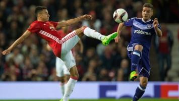 Hrabri Anderlecht nije izdržao: United u polufinalu EL!