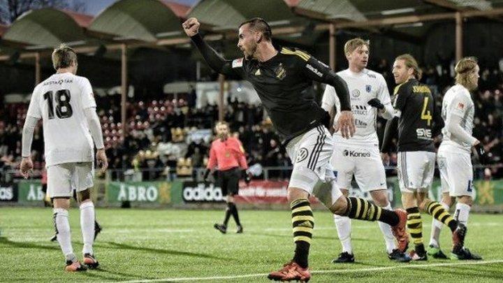 AIK minimalno slavio, Krpić bez minutaže
