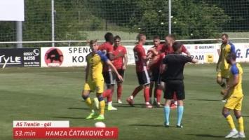 Čataković postigao sjajan gol protiv Maccabija