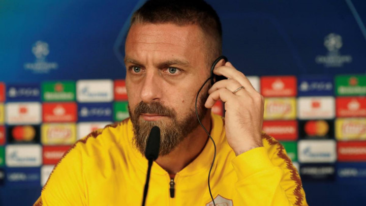 De Rossi: Da mogu, te dvije utakmice bih ponovo odigrao