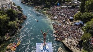 Red Bull Cliff Diving u brojkama