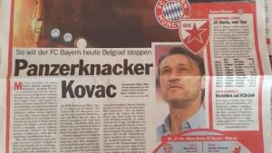 Srbi isprovocirani naslovom njemačkog lista