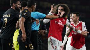 Guendouzi dotakao dno u Arsenalu nakon što je vrijeđao igrače Brightona