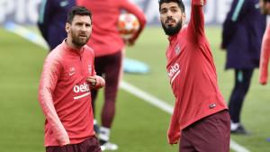 Messi isprozivao čelnike Barcelone, ali Suarezov komentar je sve nadmašio