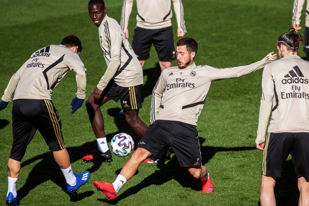 Belgijanac se vratio: Zidane o rijetko kome govori kao o Hazardu