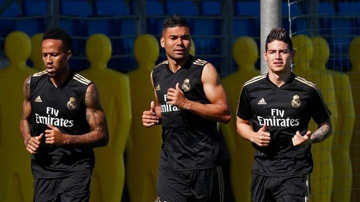 Real Madrid objavio igrački kadar na zvaničnoj stranici, a svi se pitaju gdje je James Rodriguez