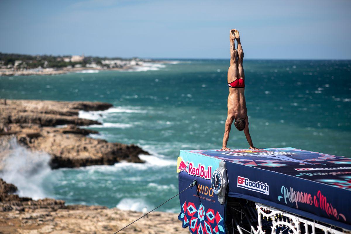 Hunt i Iffland osigurali titule, ovog vikenda završnica Red Bull Cliff Diving sezone