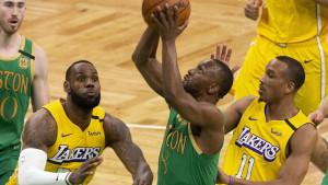 Težak poraz Lakersa: Celticsi osramotili Jamesa i društvo