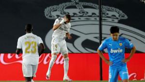 Karim Benzema i Marco Asensio srušili Valenciju