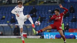 Leeds u finišu utakmice spriječio slavlje Redsa