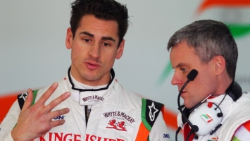 Adrian Sutil novi vozač Saubera