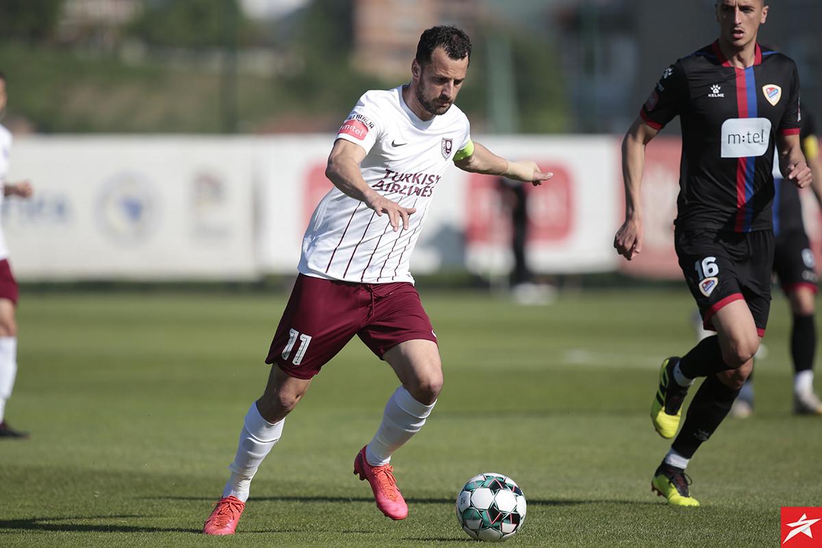 FK Sarajevo od naredne sezone u Errea opremi?
