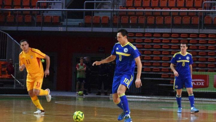 Futsal reprezentacija BiH poražena od Slovenije