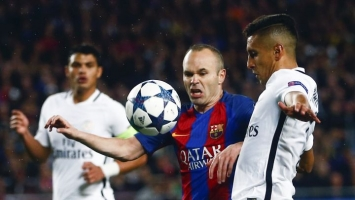 Iniesta: Juventus ima vrhunske igrače na svakoj poziciji