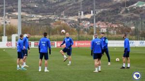 Danilović: Dat ćemo sve od sebe da slavimo protiv Azerbejdžana
