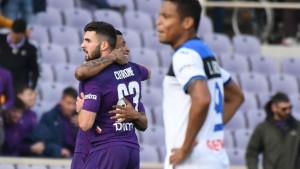 Fiorentina izbacila Atalantu iz Kupa Italije, Cutrone postigao debitantski gol