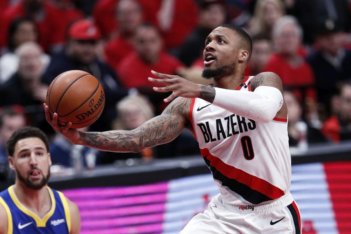 Portland nakon produžetka pobijedio Golden State, čudesni Lillard ubacio 61 poen