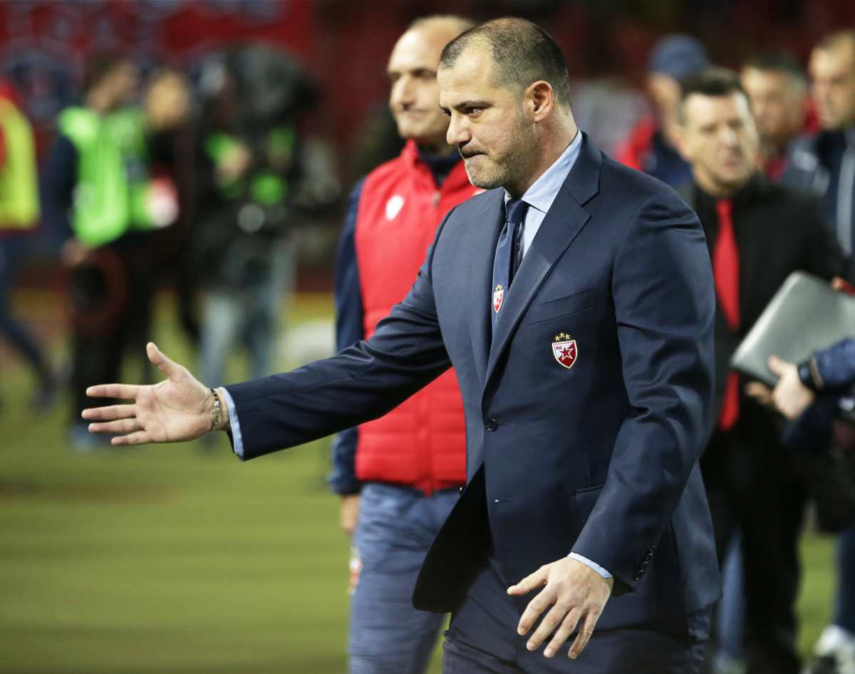 Stanković je na poseban način otkrio šta znači poraz od Partizana: Dovoljna je bila jedna riječ