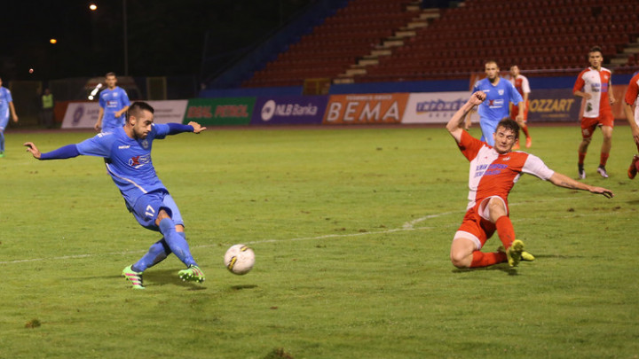 FK Željezničar ST na Predgrađu deklasirao FK Ljubić