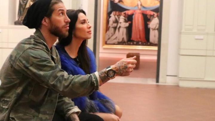 Sergio Ramos se oženio: Pilar je sve oduševila izgledom na vjenčanju