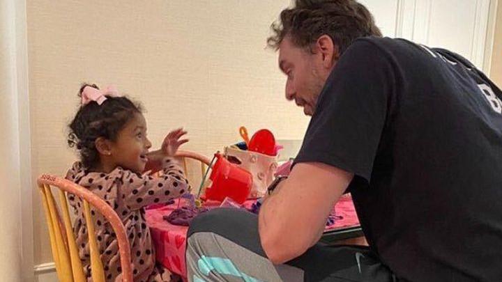 Španac oduševio cijeli svijet: Pau Gasol se družio s kćerkama Kobeja Bryanta